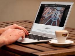 WebSite Caffè Bocca della Verità