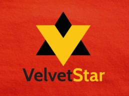 Logo Design VelvetStar