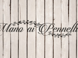 Logo Design Mano ai Pennelli